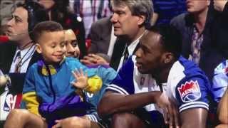getlinkyoutube.com-Stephen Curry & Dell Curry Mix   Like Father, Like Son   HD