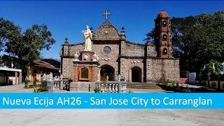 Nueva Ecija AH26 - San Jose City to Carranglan