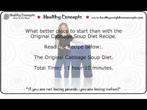 Does the Cabbage Soup Diet work?
