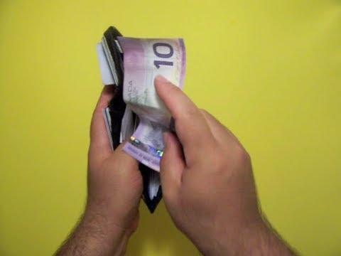 ماذا تفعل لو وجدت محفظه على الطريق ?