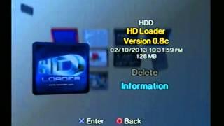 getlinkyoutube.com-48-Bit PS2 HDD Dump - Edit by vash32