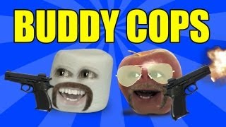 getlinkyoutube.com-Annoying Orange - Buddy Cops