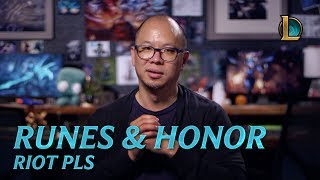 League of Legends - Runes Reforged and Honor Update