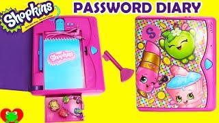 getlinkyoutube.com-Shopkins Password Diary