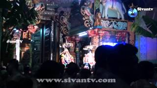 இணுவில் - ஸ்ரீ பரராசசேகரப்பிள்ளையார் திருக்கோவில் 2ம் திருவிழா