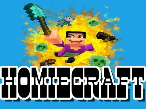 Minecraft | Homiecraft Ep.41 | Sunday Marathon