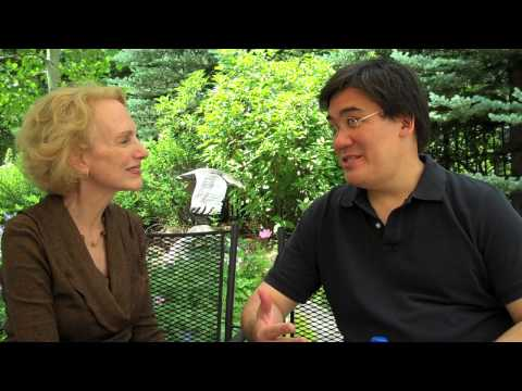 Eugenia Zukerman Interviews Alan Gilbert, Part 1