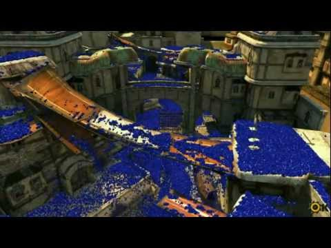Playstation 4 Graphics and Physics Demonstration HD - The power of playstation 4