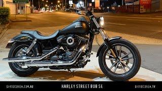 getlinkyoutube.com-2016 FXDB Street Bob Special Edition Test