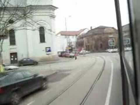 Trams in Oradea/Tramvaie oradene 2010
