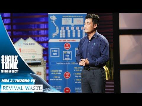 Tuyên Bố Đầu Tư Không Cần Lợi Nhuận, Shark Đỗ Liên Rót Tiền Đầu Tư Để Cùng Startup Giải Cứu Rác