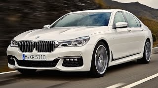 getlinkyoutube.com-New BMW 7 Series 2016 REVIEW BMW 750Li xDrive M Sport BMW G11/G12 CARJAM TV HD 2015