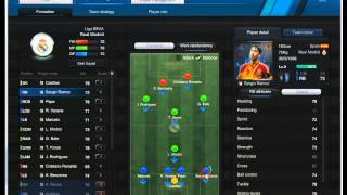 getlinkyoutube.com-Fifa Online 3 - Formation And Strategy 1Vs1