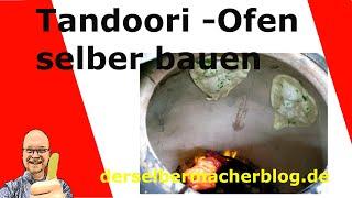 getlinkyoutube.com-Tandoori Ofen selber bauen