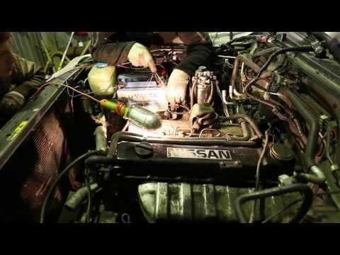 Первый запуск TD42 на Nissan Patrol Y61