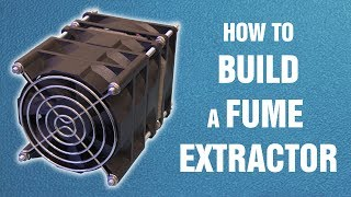 getlinkyoutube.com-How to build a fume extractor #1 of 3
