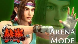 getlinkyoutube.com-Tekken 6 - Arena Mode - Julia Chang