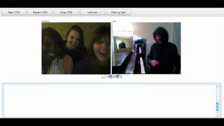 Chat Roulette Funny Piano Improv #3 view on youtube.com tube online.