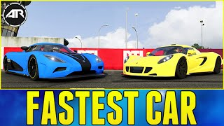 getlinkyoutube.com-Forza 6 : FASTEST CAR IN THE GAME!!! (Forza Science)