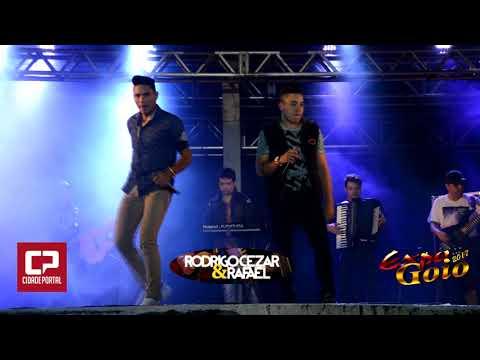 Abertura do Show da Dupla Rodrigo Cesar na Expo-Goio deste domingo, 13