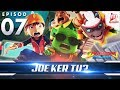 BoBoiBoy Galaxy EP07 | Joe Ker tu?