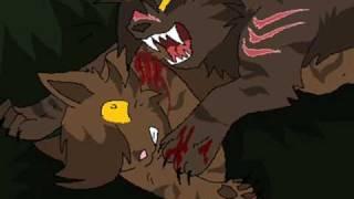 getlinkyoutube.com-brambleclaw and hawkfrost feel like monster (warriorsAMV)