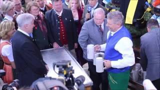 O`zapft is - Das 182. Oktoberfest in München (Video: Gerd Bruckner)