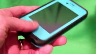 getlinkyoutube.com-LifeProof iPhone Case Review.  Water Proof, ShockProof, Dirt Proof and Snow Proof iPhone Case