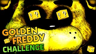 getlinkyoutube.com-LUCKY BLOCK GOLDEN FREDDY CHALLENGE IN MINECRAFT (Minecraft Mods - Five Nights At Freddy's 2)