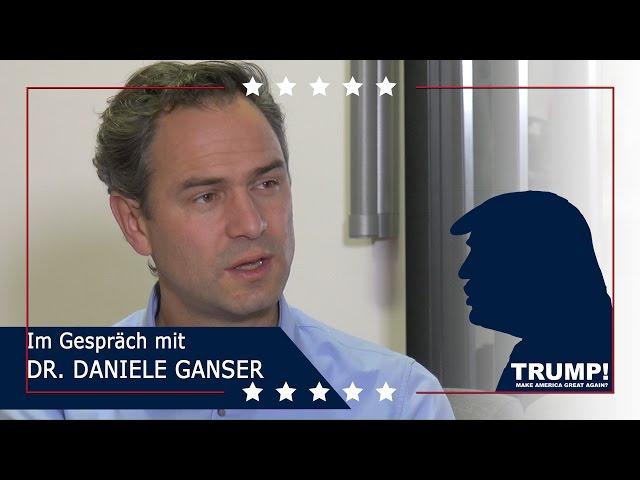 TRUMP!  - Im Gespräch mit Daniele Ganser