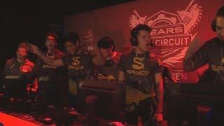 GEARS OF WAR 4 - Splyce vs Envyus 75,000$ MLG Paris LB Final