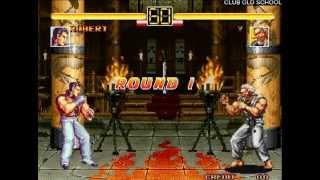 Art Of Fighting Robert Garcia