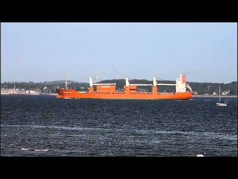 Click to view video SCHIPPERSGRACHT - IMO 9197363 - Germany - Kieler F�rde