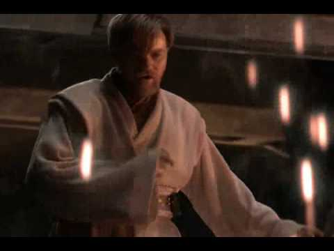 Star Wars Anakin Vs Obi Wan. Star Wars Greatest Battle