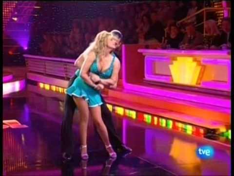 Mira quién baila Salsa   Terelu Campos