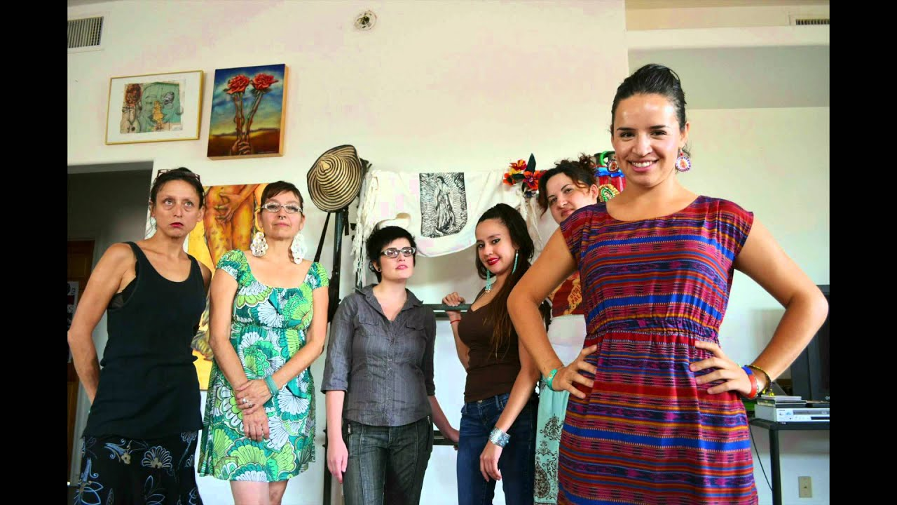 From Beyond the Walls:  A Visit with the Women of Buen Pastor, Patio Six