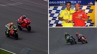 getlinkyoutube.com-Historic MotoGP™ Battles -- Rossi vs Biaggi