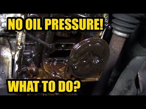 No oil pressure! | Engine trash? would you repair it?| Peugeot 207 KFU (ET3J4) PSA