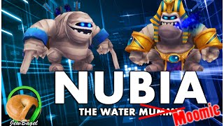 getlinkyoutube.com-SUMMONERS WAR : Nubia the Water Mummy - Gameplay Spotlight
