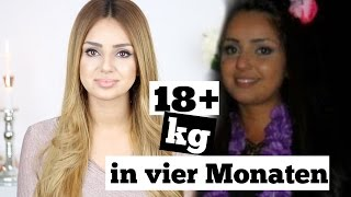 getlinkyoutube.com-18+kg in VIER Monaten abgenommen!