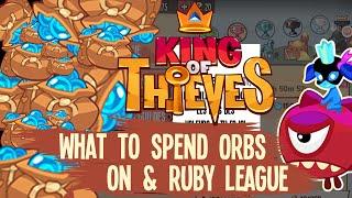getlinkyoutube.com-King of Thieves: Top 4 Best Ways to Spend Orbs + Ruby League
