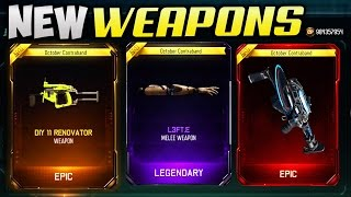 getlinkyoutube.com-NEW WEAPONS GAMEPLAY! - BLACK OPS 3 SUPPLY DROP OPENING LIVE!! (COD BO3 NEW GUNS)