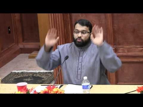 2012-02-22 - Seerah - Yasir Qadhi - A Mercy to Mankind - Life of Prophet Muhammad Series - Part 20