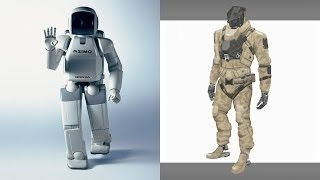 getlinkyoutube.com-ASIMO vs PETMAN [Most Advanced Humanoid Robots] JAPAN vs USA