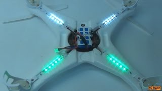 getlinkyoutube.com-ПЕНОкоптер HJ370C EPP