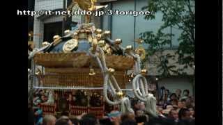 鳥越祭スライドショー