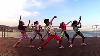 getlinkyoutube.com-Best Dancehall Dance Choreography July 2016 Dance Mix| VPlus