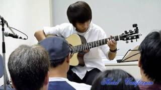 getlinkyoutube.com-Hotel California - Sungha Jung Live in Japan 2010  No.6