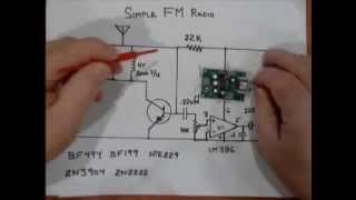 getlinkyoutube.com-Making A Simple FM Radio