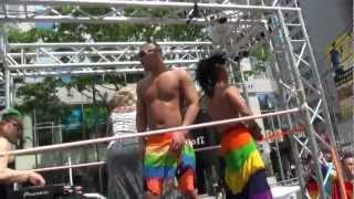 getlinkyoutube.com-東京レインボープライドパレード2012-4●Tokyo Gay Night号